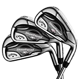 Callaway Steelhead XR 16 Iron Sets, 4-PW,AW, Steel, R300 (Regular)