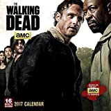 The Walking Dead AMC 2017 Wall Calendar