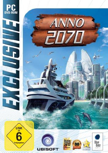 ANNO 2070 [Ubisoft Exclusiv] – [PC]