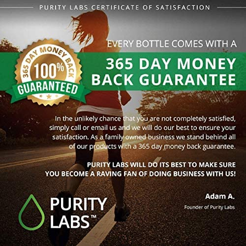 Purity Labs CLA 4,500MG Safflower Oil Number One Weight Loss Fat Burner Supplement 180 Softgels Non-GMO & Gluten Free Conjugated Linoleic Acid Pills Belly Fat Burner 7
