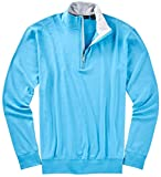 Product review for Bobby Jones Mens Liquid Cotton 1/4 Zip Pullover