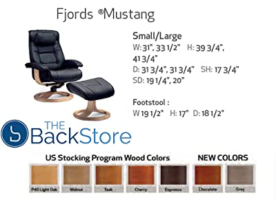 Fjords-Mustang-Large-Leather-Recliner-Reviews