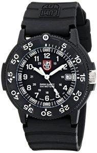 Luminox Men's 3001 Quartz Navy Seal Dive Watch