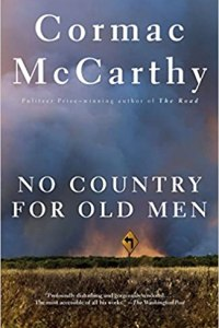 No Country for Old Men Book Cover