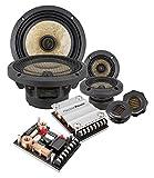 Precision Power P.65C3 6.5' 3-Way Power Class Series Component Car Audio Speaker System