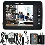 2.7 Inch LCD Screen Mini Car DVR, Portable Video Recorder, Loop Video Recording Camera with Motion Detection(US)