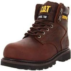 Caterpillar Mens Steel Toe Boots