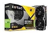ZOTAC GeForce GTX 1070 Mini 8GB GDDR5 VR Ready Super Compact Gaming Graphics Card (ZT-P10700G-10M)