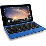 Premium High Performance RCA Galileo Pro 11.5' 32GB Touchscreen Tablet Computer with Keyboard Case Quad-Core 1.3Ghz Processor 1G Memory 32GB HDD Webcam Wifi Bluetooth Android 6.0-Blue
