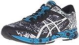 ASICS Men's Gel-Noosa Tri 11 Running Shoe Mid Grey/White/Blue Jewel 14 M US