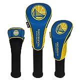 Team Effort NBA Golden State Warriors Set of Three Headcoversset of Three Headcovers, NA