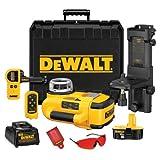 DEWALT DW079KD  18-Volt Self Leveling Interior/Exterior Rotary Laser Kit with Laser Detector