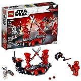 LEGO Star Wars: The Last Jedi Elite Praetorian Guard Battle Pack 75225 Building Kit, 2019 (109 Pieces)