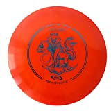 Yikun Disc Golf Driver Phoenix Line GOU | PDGA Approval,Professional Overstable and Durable, Perfect for Outdoor Games and Competition, Red,165-176 Gram