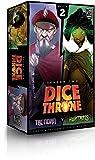 Huntress Vs Tactician -Dice Throne: Season Two Board Game