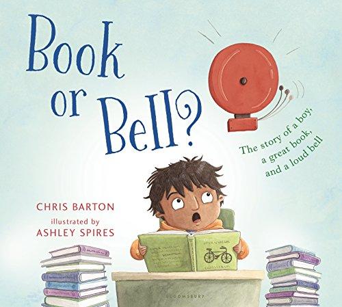 [krJip.R.E.A.D] Book or Bell? by Chris Barton [W.O.R.D]