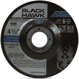 Best cut off wheel for aluminum - Black Hawk