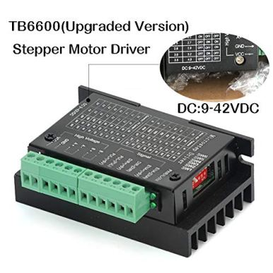 Twotrees-Stepper-Motor-Driver-TB6600-4A-9-42V-Nema-1723-CNC-Controller-Single-Axes-Hybrid-Upgraded-Version-