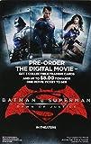 Batman v Superman: Dawn of Justice (HDUV/BD Combo) [Blu-ray]