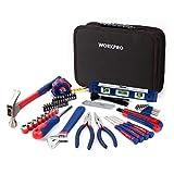 Workpro 100-Piece Kitchen Drawer Home Tool Kit