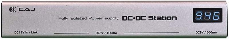 Custom Audio Japan DC/DC STATION