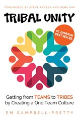 Tribal Unity: Getting from Teams to Tribes by Creating a One Team Culture by [Campbell-Pretty, Em]