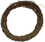 Darice 8 Inch Grapevine Wreath