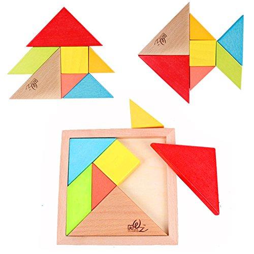 Spatial Reasoning Skills - Tangrams