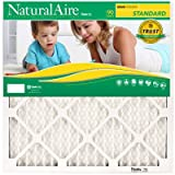 18x30x1, NaturalAire Air Filter, MERV 8, by Flanders