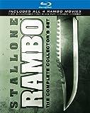 Rambo: Complete Collector's Set [Blu-ray] [Importado]