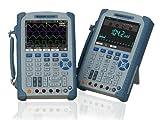 Hantek 2 CH DSO1062B Digital Handheld Oscilloscope Multimeter 60MHz 1Gsa/S