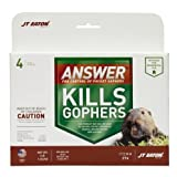 TekSupply DE1297 Answer for Gopher Bait - 1 lb. Box by TekSupply