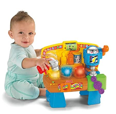 Fisher-Price Workbench