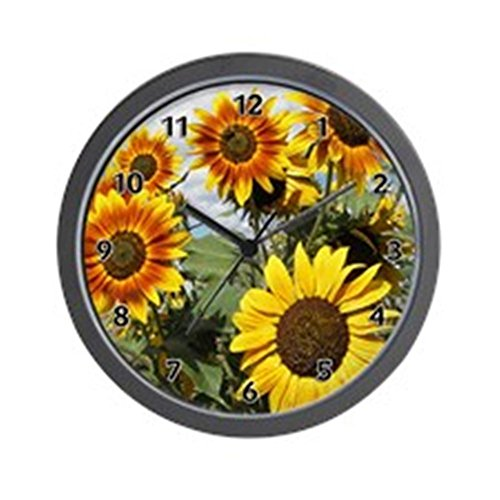 Bright Bold And Charming Sunflower Wall Decorations