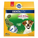 DISCONTINUED: PEDIGREE DENTASTIX Fresh Bites Treats for Dogs 18 Ounces,  Reduces Plaque and Tartar Buildup