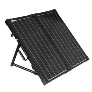 RENOGY® Monocrystalline Foldable Solar Suitcase Kit