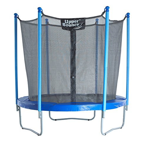 Upper Bounce Trampoline and Enclosure Set