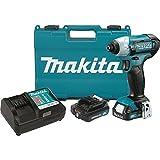 Makita DT03R1 12V Max CXT Lithium-Ion Cordless Impact Driver Kit