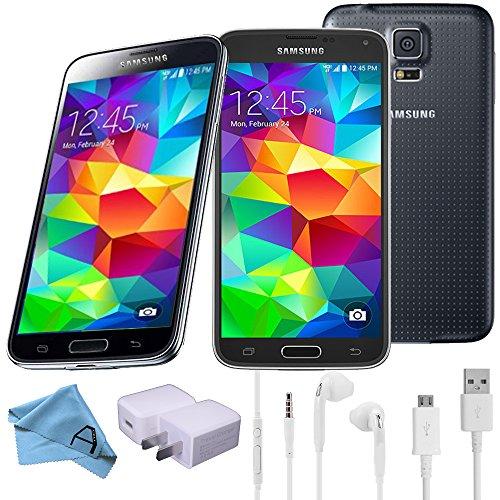 Samsung Galaxy S5 SM-G900V Verizon UNLOCKED 4G LTE Smartphone w/ 16MP Camera (Certified Refurbished)
