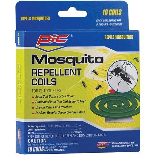 Pic Mosquito Repellent Coils (Box of 10 Coils)