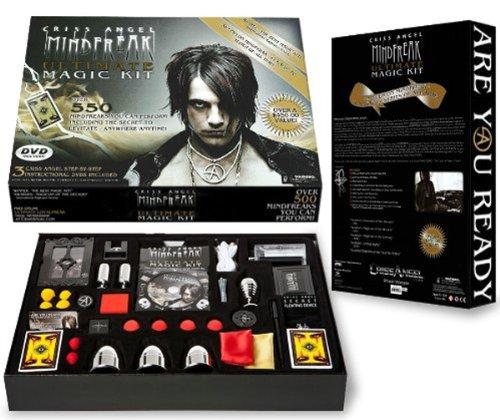 Criss Angel Ultimate Magic Kit Black