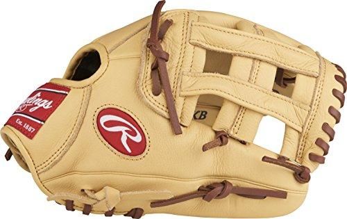 Rawlings Select Pro Lite Youth Baseball Glove, Kris Bryant Model, Pro H Web, 11-1/2 Inch