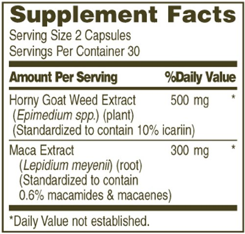 Natures-Bounty-Horny-Goat-Weed-wMaca-60-Capsules