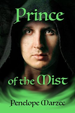 Prince of the Mist by [Marzec, Penelope]