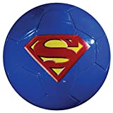 Franklin Sports Size 3 Soccer Ball with Pump, Superman