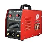 Lotos LT5000D Plasma Cutter 50Amps Dual Voltage Compact Metal Cutter 110/220V AC 1/2' Clean Cut