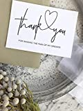 Thank You For Raising the Man of My Dreams Wedding Day Card Gift from Bride for Grooms Parents