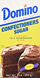 Domino Powdered Confectioners Sugar 16oz