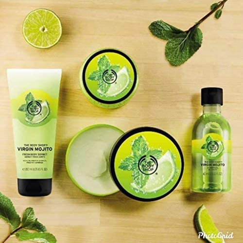 the best body shop products
