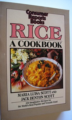 Rice: A Cookbook
